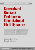 9213.[Cambridge Monographs on Applied and Computational Mathematics] Matania Ben-Artzi  Joseph Falcovitz - Generalized Riemann problems in computational fluid dynamics (2003  Cambridge .pdf