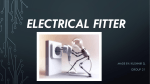 Electrical Fitter