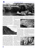 3707.The Silurian of Siberia
