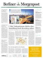 Berliner Morgenpost  28 April 2017