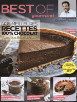 Best of gourmand - Mars 2017