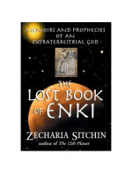 Zecharia Sitchin The Lost Book of ENKI