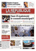 La Republique du Centre 22229 2017