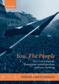 [Project of the International Peace Academy] Simon Chesterman - You  the People- The United Nations  Transitional Administration  and State-Building (2005  Oxford University Pr