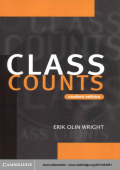 [Studies in Marxism and Social Theory] Erik Olin Wright - Class Counts Student Edition (2000  Cambridge University Press)