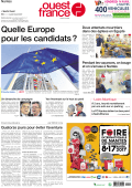 Ouest France 22125 2017
