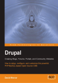 David Mercer - Drupal- Creating Blogs  Forums  Portals  And Community Websites (2006  Packt Publishing).pdf