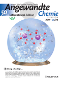 Back Cover  Cryogenic Magnetocaloric Effect in a Ferromagnetic Molecular Dimer (Angew. Chem. Int. Ed. 292011)