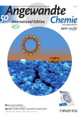 Cover Picture  A Nanosized Molybdenum Oxide Wheel with a Unique Electronic-Necklace Structure  STM Study with Submolecular Resolution (Angew. Chem. Int. Ed. 312011)