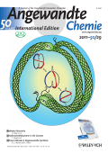 Cover Picture  Dibridgehead Diphosphines that Turn Themselves Inside Out (Angew. Chem. Int. Ed. 292011)