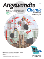 Cover Picture  High-Yielding Tandem HydroformylationHydrogenation of a Terminal Olefin to Produce a Linear Alcohol Using a RhRu Dual Catalyst System (Angew. Chem. Int. Ed. 262010)