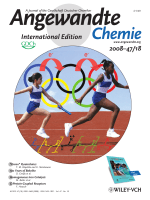 Cover Picture  Influence of Amino Acid Side Chains on Long-Distance Electron Transfer in Peptides  Electron Hopping via УStepping StonesФ (Angew. Chem. Int. Ed. 182008)