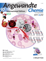 Cover Picture  Soluble Synthetic Analogues of Malaria Pigment  Structure of Mesohematin Anhydride and its Interaction with Chloroquine in Solution (Angew. Chem. Int. Ed. 272011)