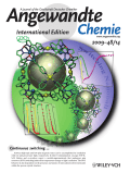 Inside Cover  A Nanoscale Molecular Switch Triggered by Thermal  Light  and Guest Perturbation (Angew. Chem. Int. Ed