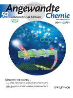Inside Cover  Cooperative Assembly of Binary Molecular Components into Tubular Structures for Multiple Photonic Applications (Angew. Chem. Int. Ed. 212011)