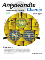 Inside Cover  Neptunium Diverges Sharply from Uranium and Plutonium in Crystalline Borate Matrixes  Insights into the Complex Behavior of the Early Actinides Relevant to Nuclear Waste Storage (Angew. Chem. Int. Ed. 72010)