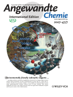 Inside Cover  Oxidative Cross-Coupling of Arenes Induced by Single-Electron Transfer Leading to Biaryls by Use of Organoiodine(III) Oxidants (Angew. Chem. Int. Ed. 72008)