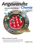 Inside Cover  Switching the Chirality of Single Adsorbate Complexes (Angew. Chem. Int. Ed. 222009)