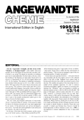 Graphical Abstract (Angew. Chem. Int. Ed. Engl. 13141995)