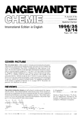 Graphical Abstract (Angew. Chem. Int. Ed. Engl. 13141996)