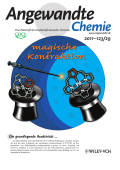 Innentitelbild  A Facile Palladium-Mediated Contraction of Benzene to Cyclopentadiene  Transformations of Palladium(II) p-Benziporphyrin (Angew. Chem. 292011)