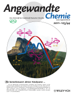Innentitelbild  A Highly Active Catalyst for the Hydrogenation of Amides to Alcohols and Amines (Angew. Chem. 442011)