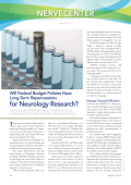 Will federal budget policies have long-term repercussions for neurology research.