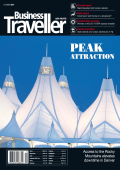 Business Traveller Asia-Pacific Edition - October 2017