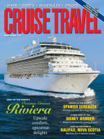 Cruise Travel MayJune 2017