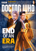 Doctor Who Magazine Issue 515 September 2017