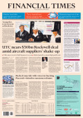 Financial Times USA 30 August 2017