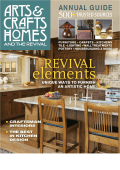 Arts and Crafts Homes – Annual Resource Guide 2018