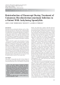 mycobacterium marinum treatment literature review Report of 15 cases and review of the literature koumantaki-mathioudaki e treatment of mycobacterium marinum marinum on the evolution of mycobacterium.