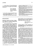 Rheumatology examination and injection techniques. Michael Doherty Brian L. Hazleman Charles W. Hutton Peter J. Maddison and J. David Perry. Philadelphia WB Saunders 1992. 127 pp. Indexed. 75.00