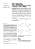 Dopamine Receptor Ligands. Part VII [1]Novel 3-Substituted 5-Phenyl-1 2 3 4 5 6-hexahydro-azepino-[4 5-b]indoles as Ligands for the Dopamine Receptors
