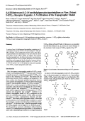 Structure-Activity Relationship Studies of CNS Agents Part 2546-Diheteroaryl-2-N-methylpiperazinopyrimidines as New Potent 5-HT2A Receptor LigandsA Verification of the Topographic Model.