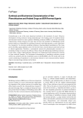 Synthesis and Biochemical Characterization of New Phenothiazines and Related Drugs as MDR Reversal Agents.