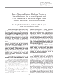 Tumor necrosis factor ╨Ю┬▒ blockade treatment down-modulates the increased systemic and local expression of toll-like receptor 2 and toll-like receptor 4 in spondylarthropathy.