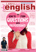 Learn Hot English Issue 183 August 2017