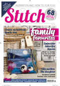 Stitch Magazine - December 2017 - January 2018