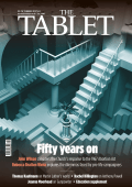The Tablet - 21 October 2017