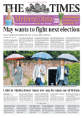The Times 31 August 2017