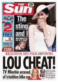 The Sun UK – 23 May 2018
