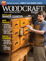 Woodworker's Journal - February 01, 2018