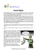 Human Rights (English Topic)