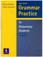 Grammar Practice for Elementary Students [Walker,Elsworth]- Longman
