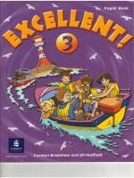 Excellent! 3 Pupils  Book