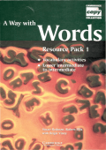 A Way With Words Resource Pack 1