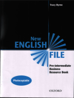 Business New english file