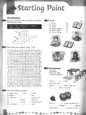 Friends1 Activity Book
